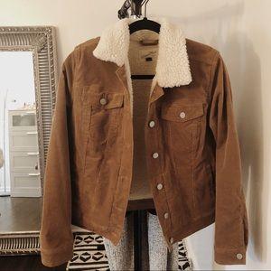 Universal thread curdoroy jacket